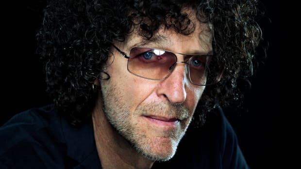 Howard Stern: Trump Is 'Pissed' He Won Election Promo Image