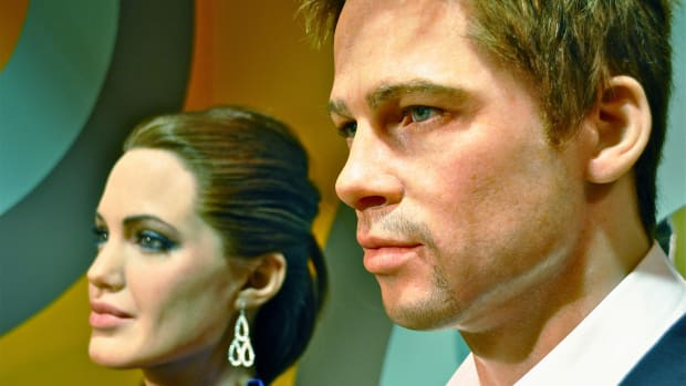 Brad Pitt's Legal Team Lashes Out Against Angelina Jolie Promo Image