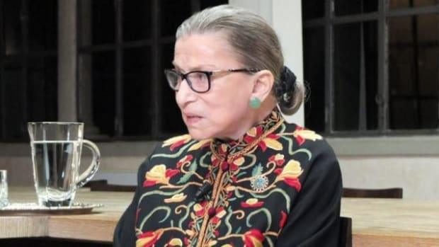 Ginsburg's Dream: Overturning Citizens United Promo Image
