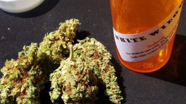 Study: Opioid Deaths Drop In States With Legal Marijuana Promo Image