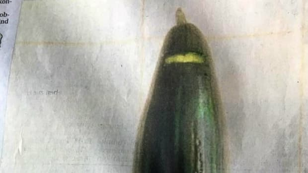Mayor Makes Fun Of Burkas With Photo Of Cucumber Promo Image
