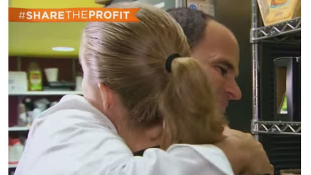 Pregnant Mom Working Two Jobs Gets Surprise Of A Lifetime (Video) Promo Image