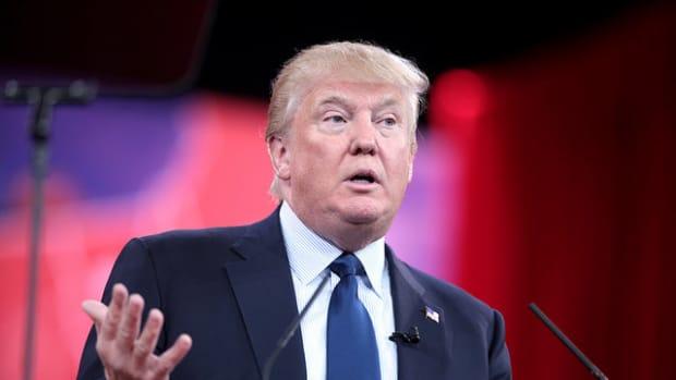 Trump: I'd Fire Steve Bannon If He Was Alt-Right Promo Image