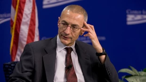 Podesta: Trump Is 'Impetuous' And 'Unfit For Office' Promo Image