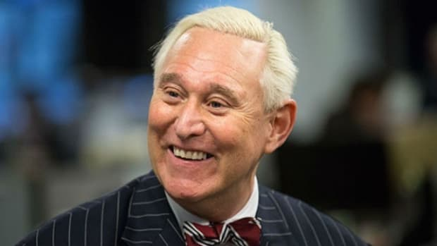 Roger Stone Circulates Petition To Prosecute Clinton Promo Image
