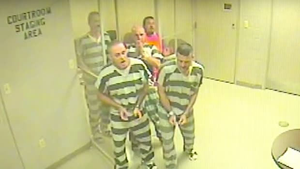Inmates Break Out Of Cell To Save Guard's Life (Video) Promo Image