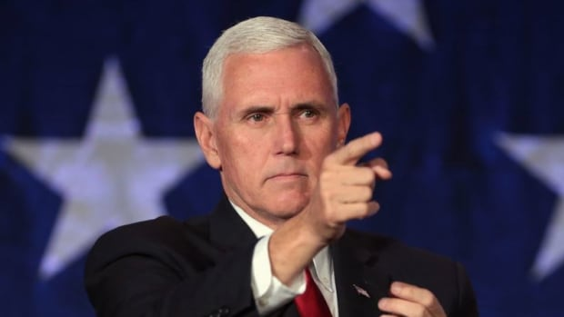 Pence: Trump Wants 'Full Evaluation' Of Voter Rolls Promo Image