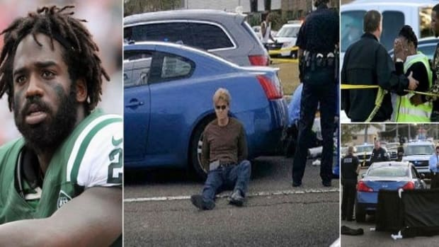Shooter Of NFL Player Allegedly Had Violent Past Promo Image