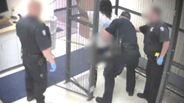 Black Man: White Cop Probed Rectum, Genitals (Video) Promo Image