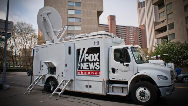 Greta Van Susteren Leaves Fox News Promo Image