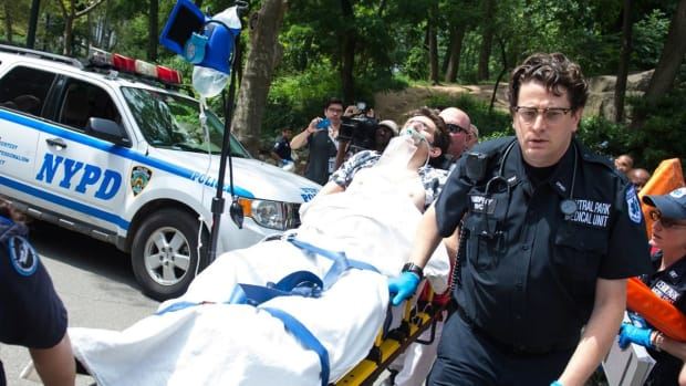 Police Reveal Cause Behind Central Park Explosion Promo Image