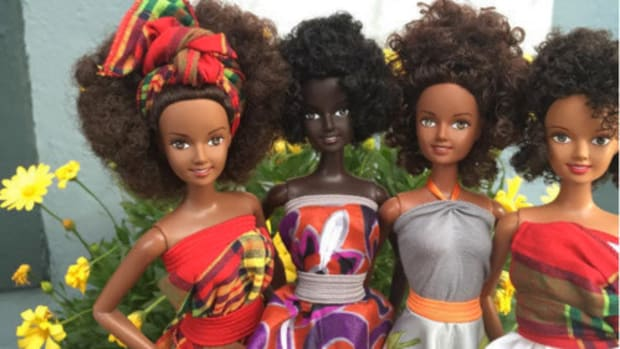 Toy Creator Responds To Criticism Her Doll Is Too Dark Promo Image