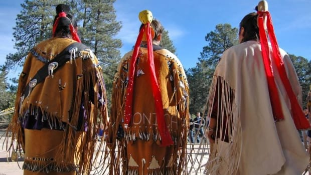 US To Pay $492 Million To Native American Tribes Promo Image