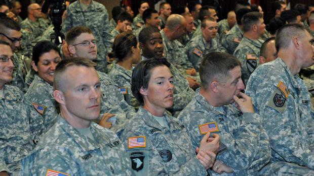 VA: 20 Veterans Commit Suicide Each Day Promo Image