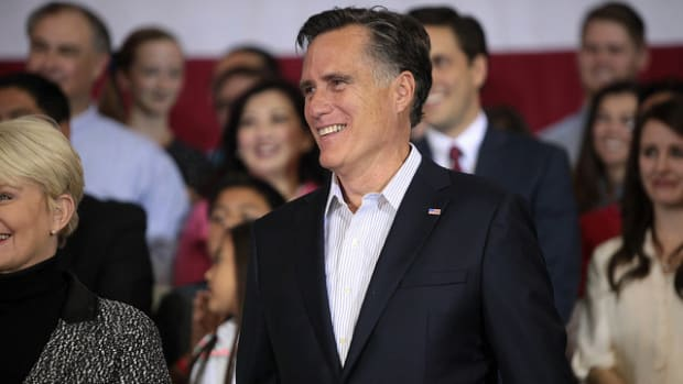 Report: Romney Not The Favorite For Secretary Of State Promo Image