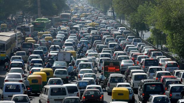 Barron Trump's School Route Stokes Traffic Concerns Promo Image