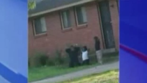 Cop Sees Kids Kneeling With Hands Above Heads, Takes Immediate Action (Video) Promo Image