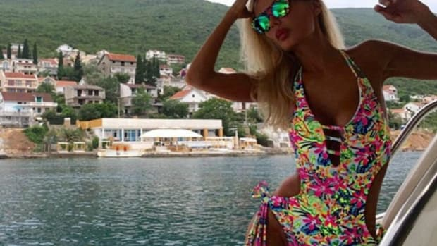Russian Socialite: Nice Attack Ruined My Yacht Trip Promo Image