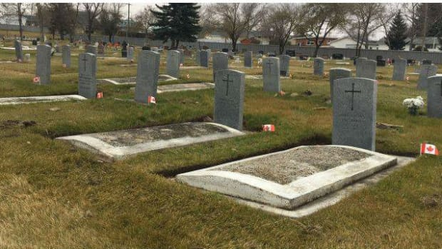 Man Cleans Veteran Graves By Hand (Photos)  Promo Image