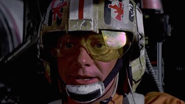 'Star Wars' Red Leader Dies After Choking On His Lunch Promo Image