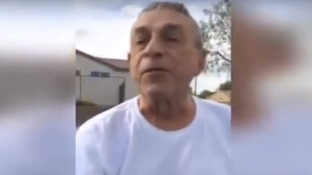 Man Goes On Racist Rant At Latino Workers (Video) Promo Image