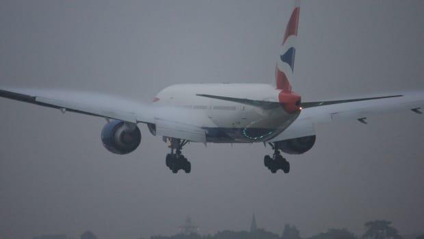 Turbulence Leaves Passengers Seriously Injured (Photos) Promo Image