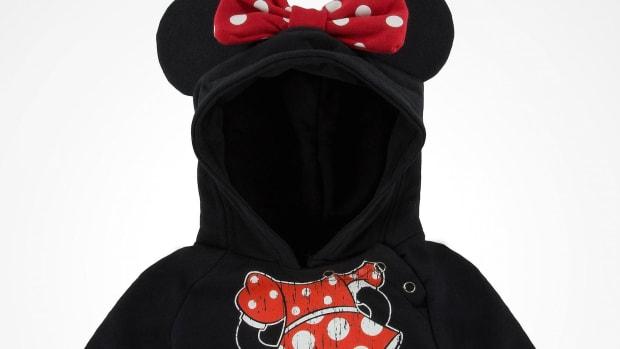 Disney Recalls 15K Baby Sweatshirts Due To Choking Risk Promo Image