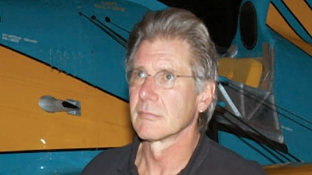 Harrison Ford Almost Crashes Into Passenger Jet Promo Image