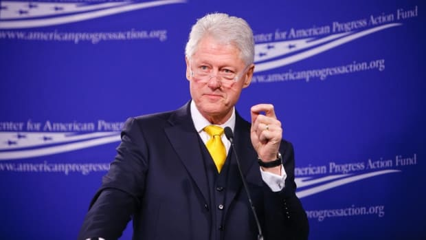 Chelsea Clinton: My Dad Could Be Called 'First Laddy' Promo Image