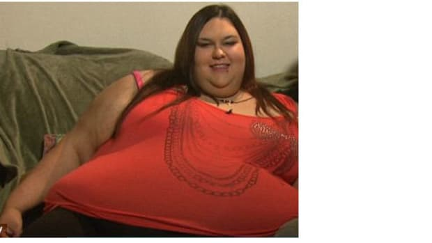Aspiring Mom Aims To Be World's Fattest Woman (Photos) Promo Image