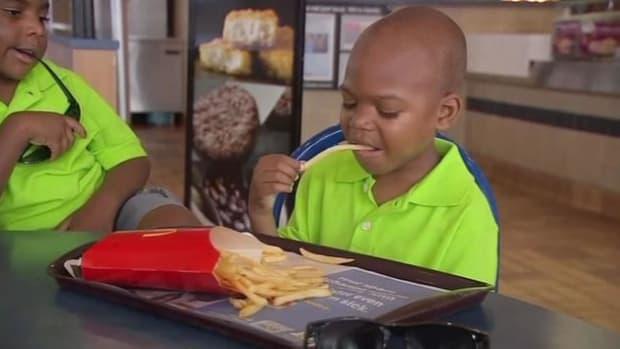 Golden Corral Mistreats Autistic Boy, McDonald's Responds Promo Image