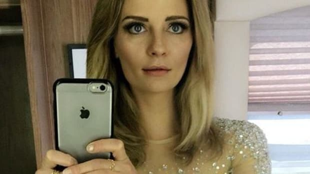 Mischa Barton Deletes Police Shootings Post (Photo) Promo Image