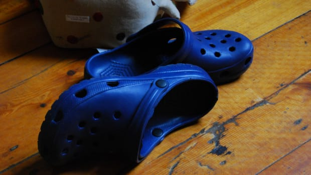 Mom, 62, Faces Jail For Throwing Slippers At Adult Son (Photo) Promo Image