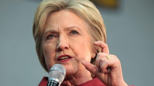 National Poll: Clinton, Trump Locked In Dead Heat  Promo Image