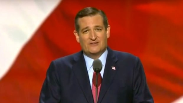 Cruz Is Booed At RNC, Doesn't Endorse Trump (Video) Promo Image