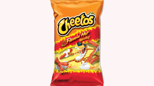 Doctors Warn Parents About Flamin' Hot Cheetos Promo Image