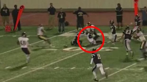 High School Football Player Killed During Game (Video) Promo Image