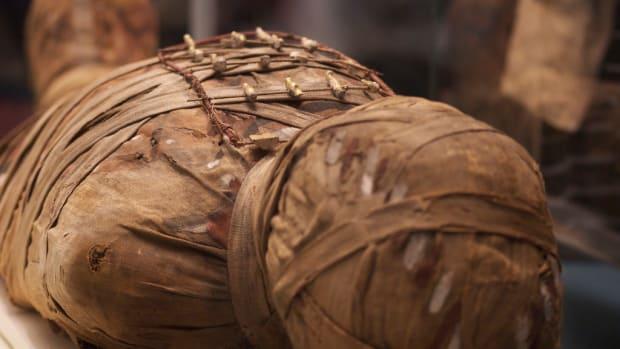 Mummified Creature Found In Peru Stirs Curiosity, Doubt (Video) Promo Image