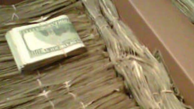 Wife's Secret Stash Of Cash Prompts Husband's Questions Promo Image