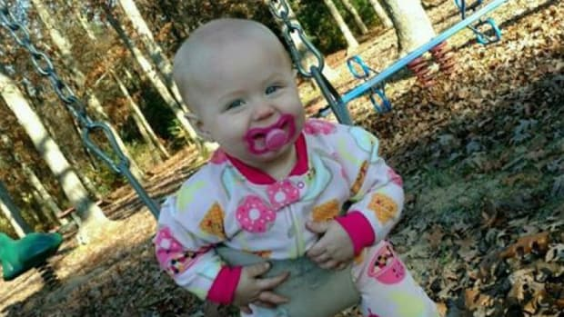 Stepfather Charged With Murdering Baby (Photo) Promo Image