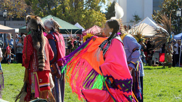 Vermont To Celebrate Indigenous Peoples' Day Promo Image