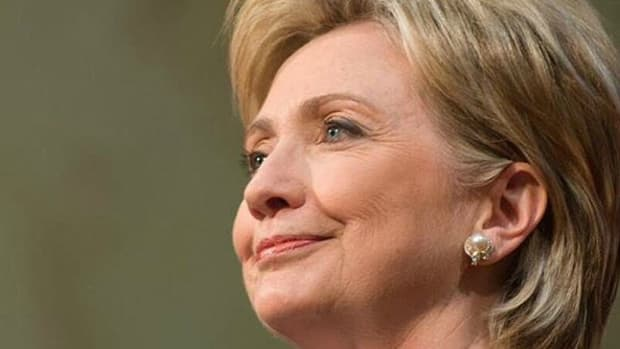 Poll: Clinton Over Trump As 'Better Commander In Chief' Promo Image