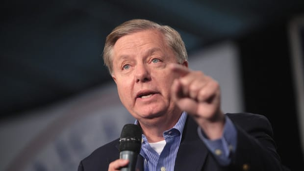 Graham: All 2020 Candidates Should Release Tax Returns Promo Image