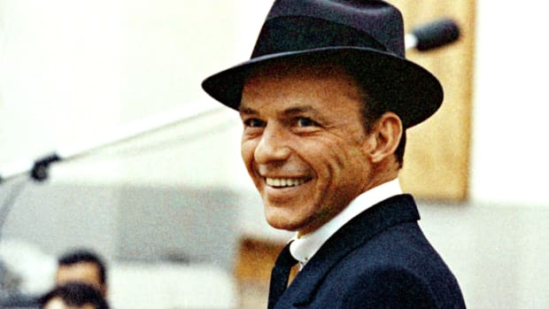 Trump Chooses Frank Sinatra For First Dance Promo Image