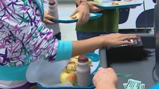 Student's Lunch Taken Away By School  Promo Image
