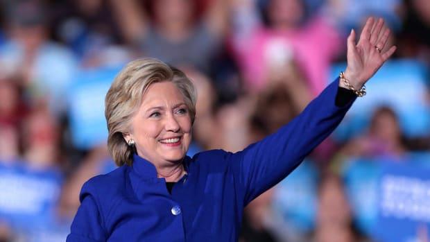Top Republican Pollster Predicts Clinton Landslide Promo Image