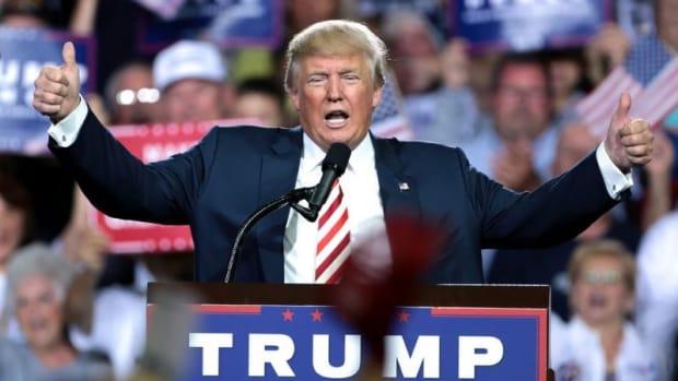 Lewandowski: Draining The Swamp Not Trump's Priority Promo Image