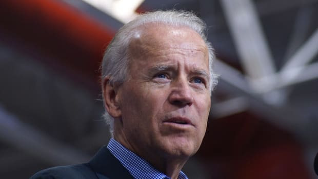 Biden Launches PAC, Opens Door For Possible 2020 Bid Promo Image