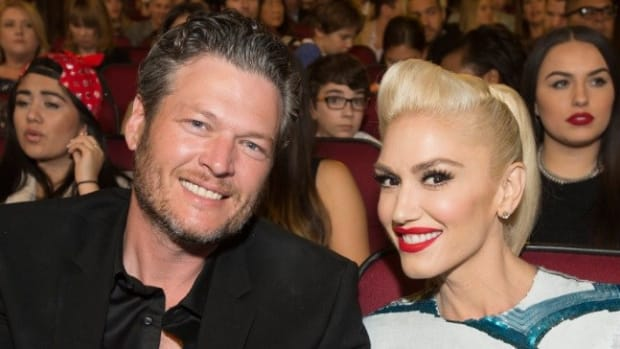Gwen Stefani And Blake Shelton Are Getting Married Promo Image