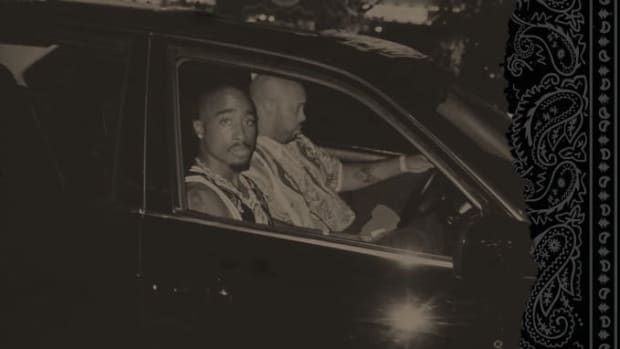 BMW In Which Tupac Was Shot On Sale For $1.5 Million (Photos) Promo Image